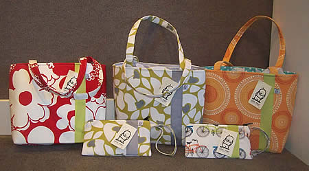 Little Man Handbags at Station Gallery
