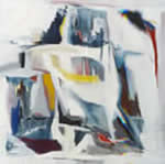 Louise Clearfield paintings at Station Gallery