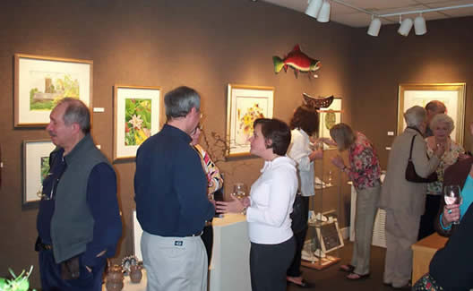 """Art on the Town"" at Station Gallery"