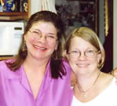 Owners Alice Crayton and Nancy Bercaw