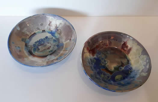 Minori Thorpe ceramics at Station Gallery
